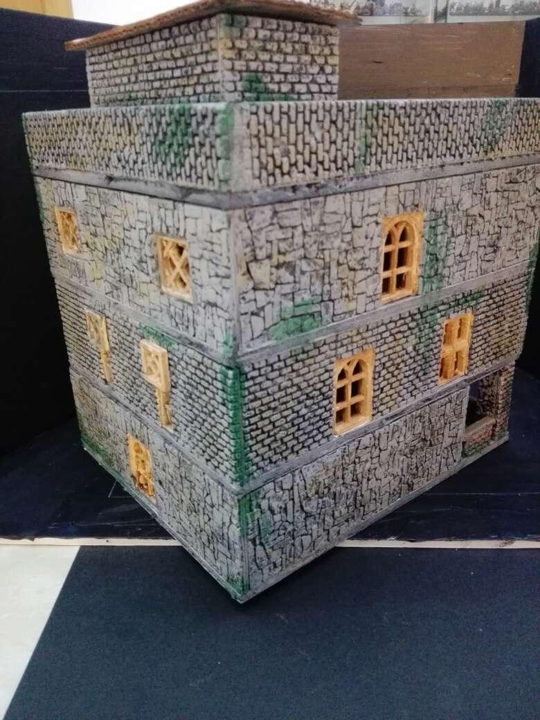 Imagen producto Edificio, fortificación 3