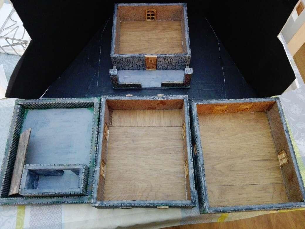 Imagen producto Edificio, fortificación 2