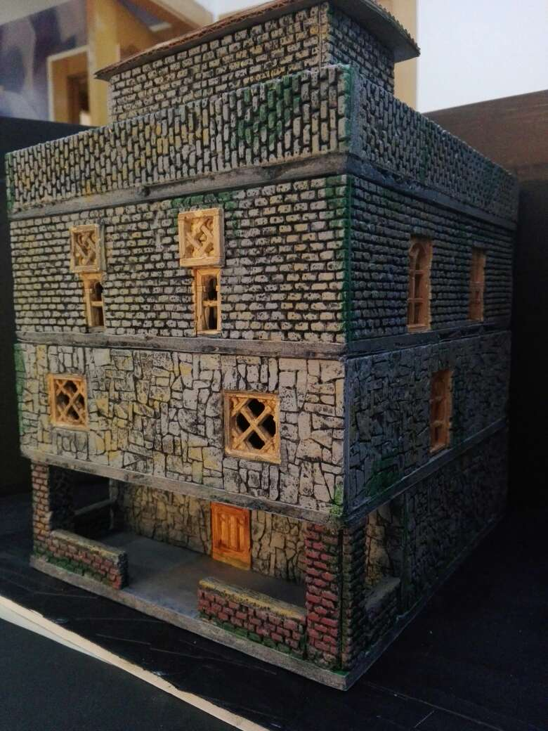 Imagen producto Edificio, fortificación 4