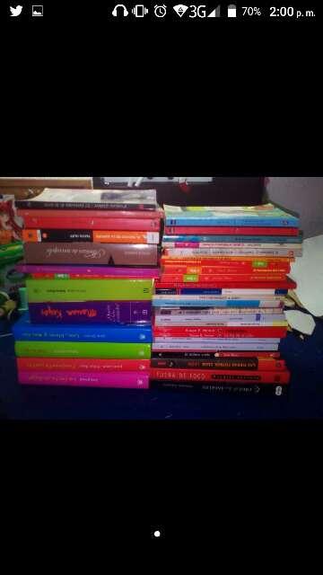Imagen libros de todos los tipos