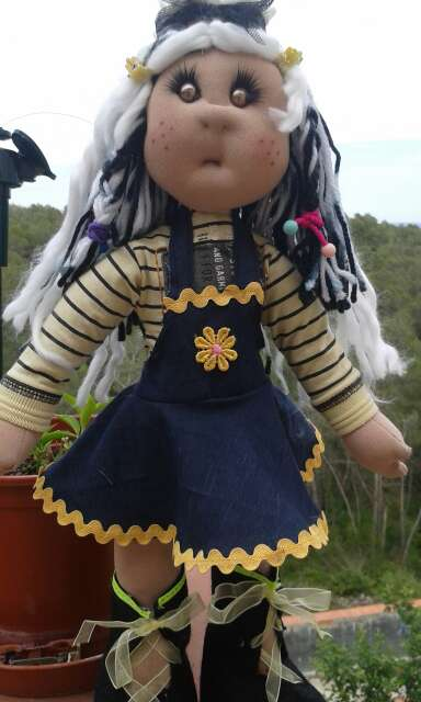 Imagen muñeca de trapo