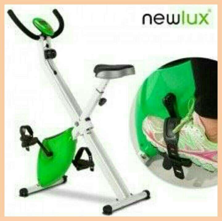 Imagen Nueva bicicleta estática por 85€