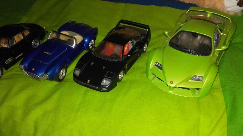 Imagen Lote coches de colección a escala