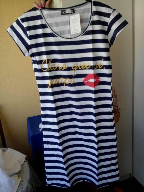 Imagen producto Vestido Claro Que Si Guapi sin usar 3