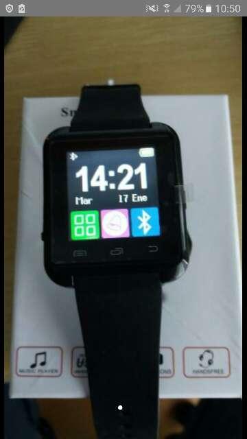 Imagen Reloj inteligente smartwatch