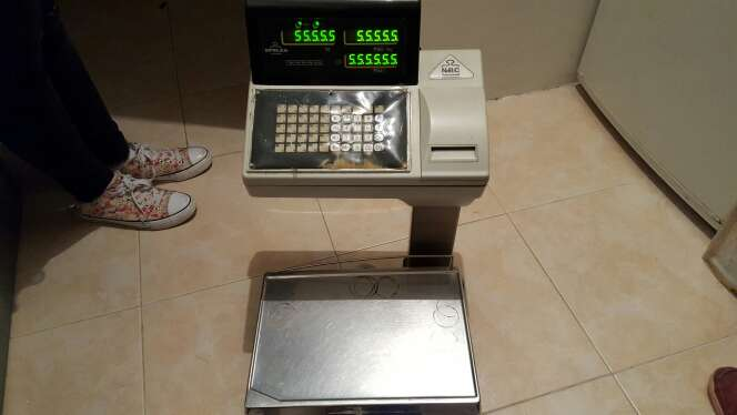 Imagen producto Balanza electrónica  3