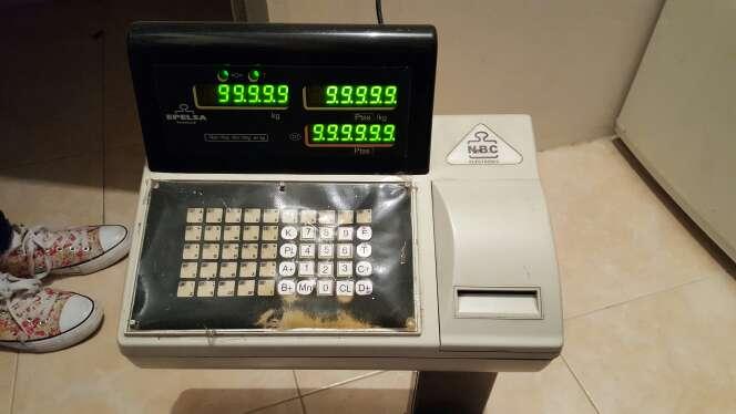 Imagen producto Balanza electrónica  2