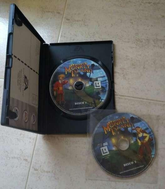 Imagen producto La fuga de monkey island versión Legends PC 3