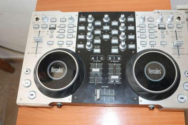 Imagen Hercules DJ Console 4 MX