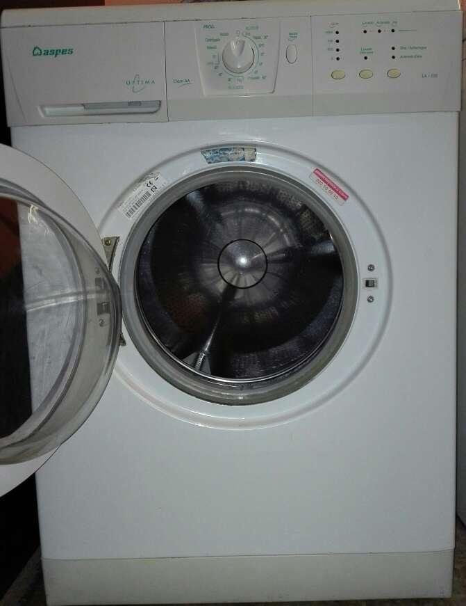 Imagen lavadora aspes