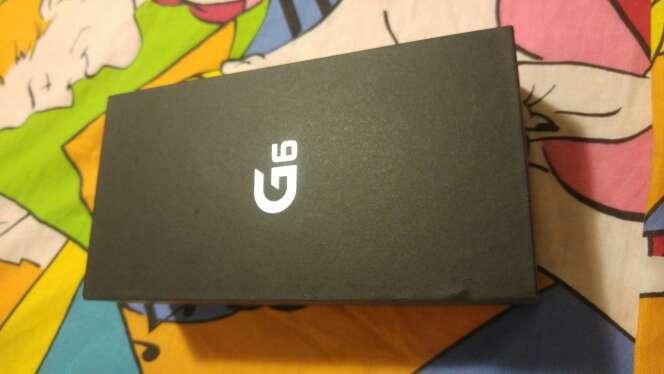 Imagen producto LG G6 nuevo 2