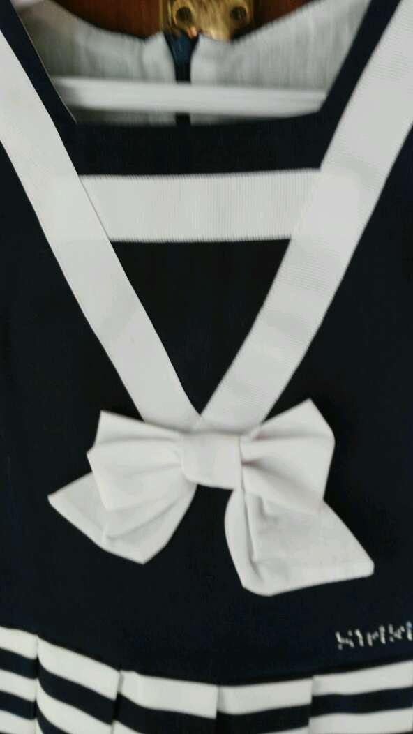 Imagen producto Precioso vestidito marinero talla 4. 2