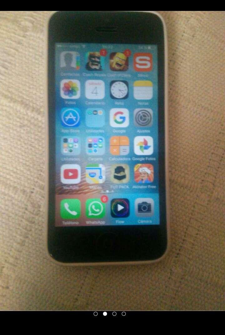 Imagen iphone 5 de 32 gb