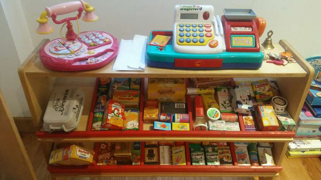 Imagen juguete supermercado
