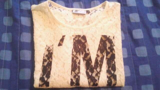 Imagen producto Camiseta talla M 2