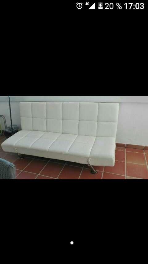 Imagen sofá cama elegante