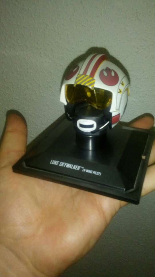 Imagen casco skywalker