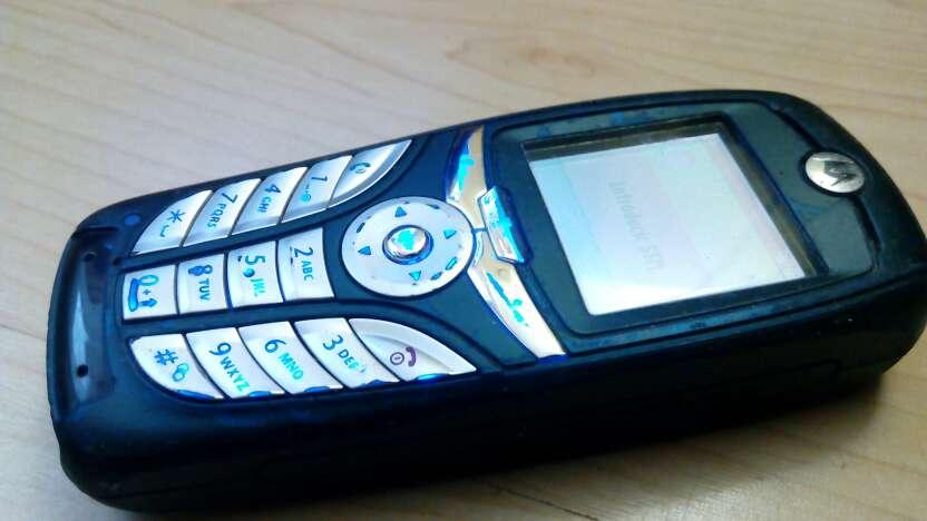 Imagen Motorola c390