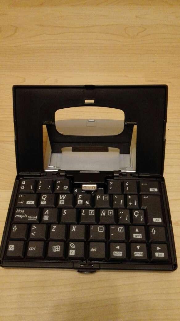 Imagen producto Teclado HP Ipaq G750 3
