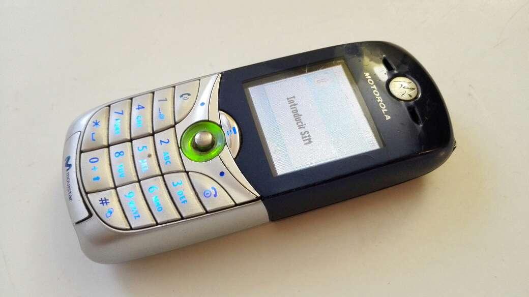 Imagen Motorola c650