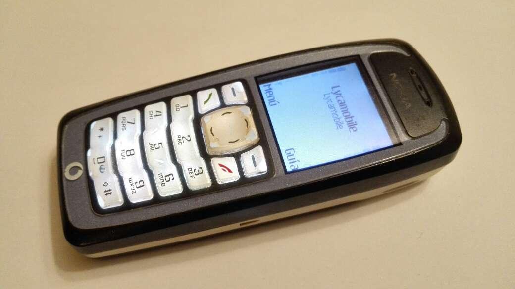 Imagen Nokia 3100 libre