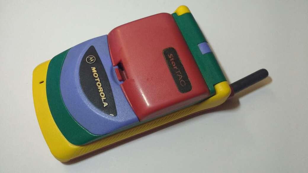 Imagen Motorola Startac Rainbow