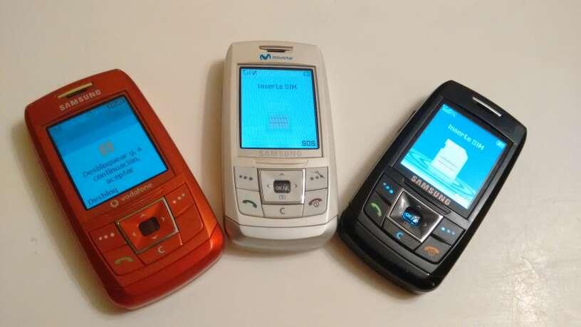 Imagen Samsung e250v