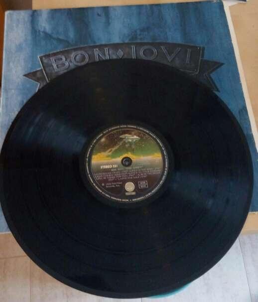Imagen producto Disco vinilo bon jovi 2