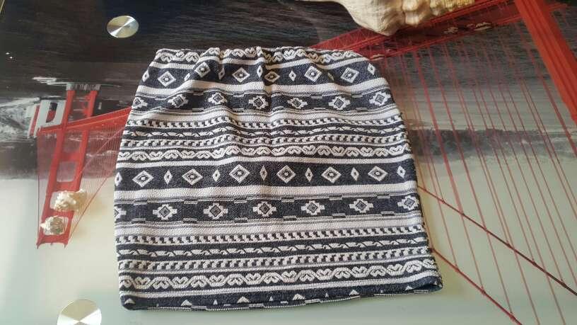 Imagen Falda de tubo etnica talla única =34/36