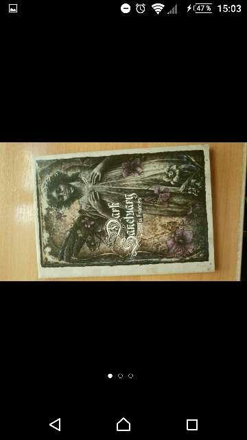 Imagen CD Dark Santuary