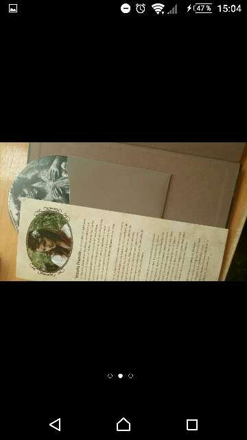 Imagen producto CD Dark Santuary  2