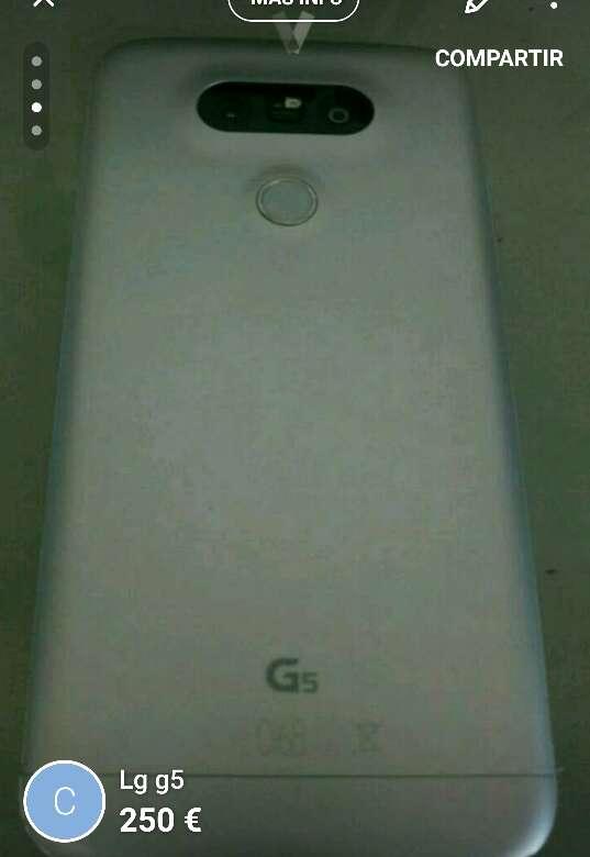 Imagen LG g5 titan