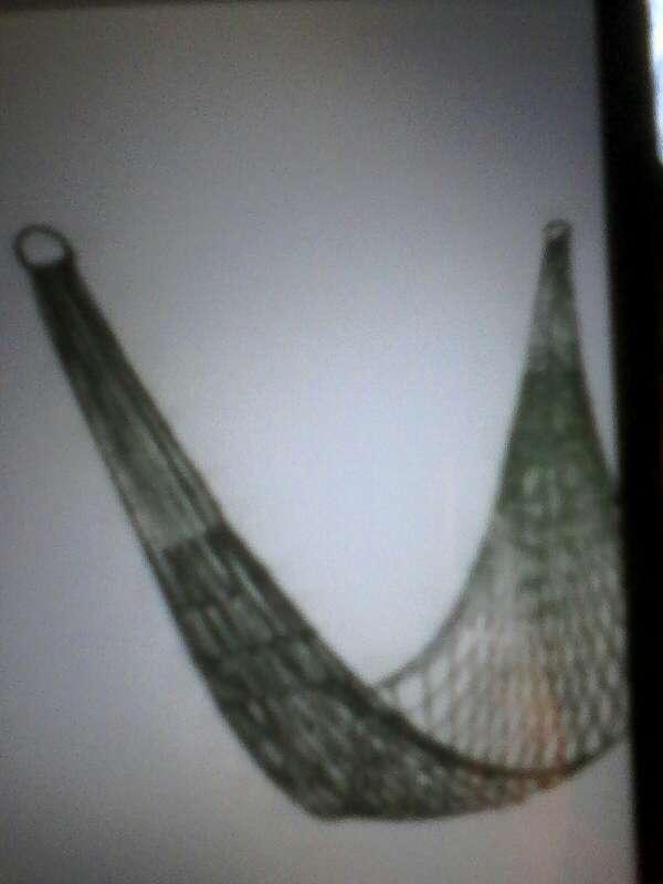 Imagen hamaca para colgar