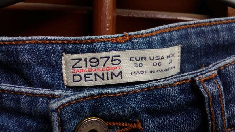 Imagen producto Jeans Zara 2