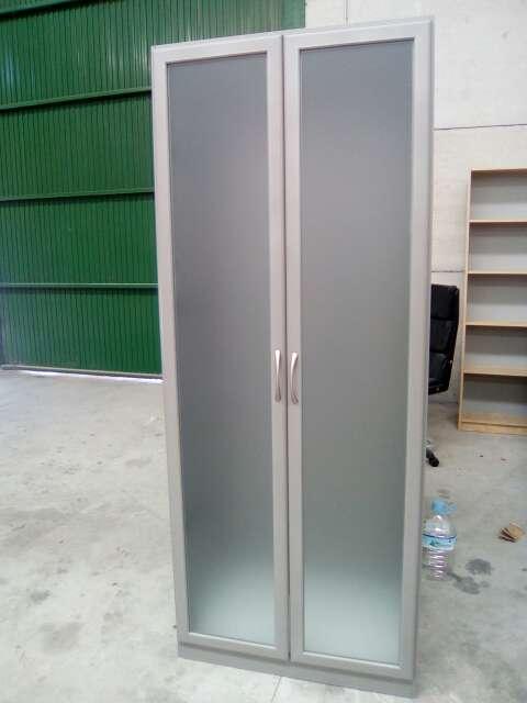 Imagen armario de aluminio