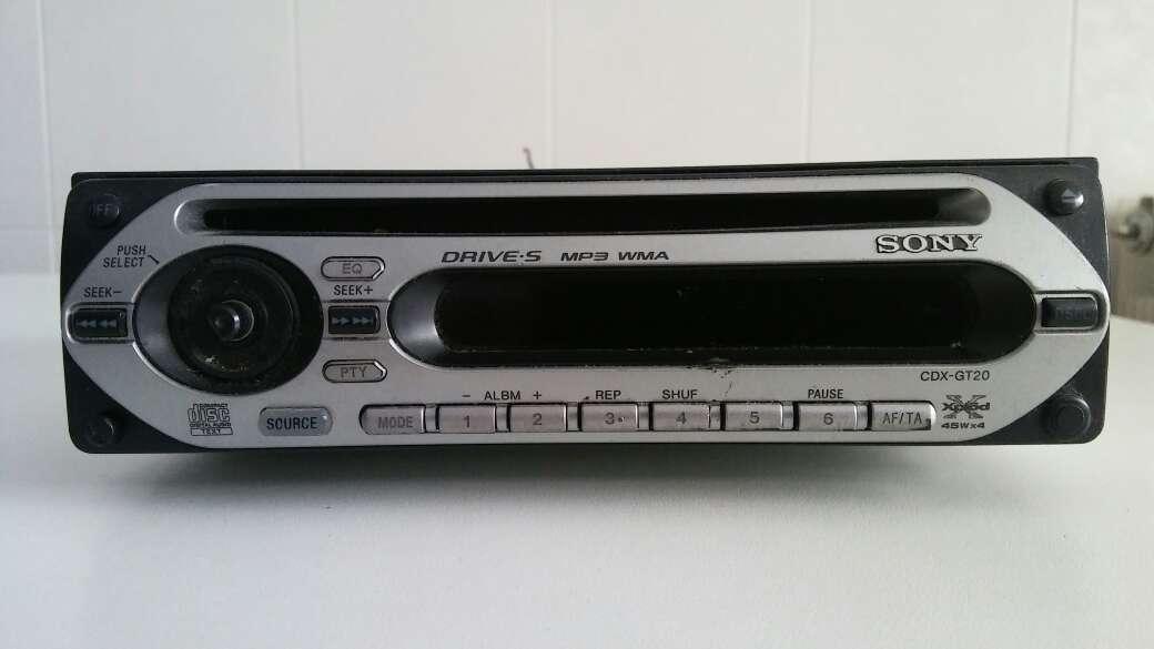 Imagen radio para el coche