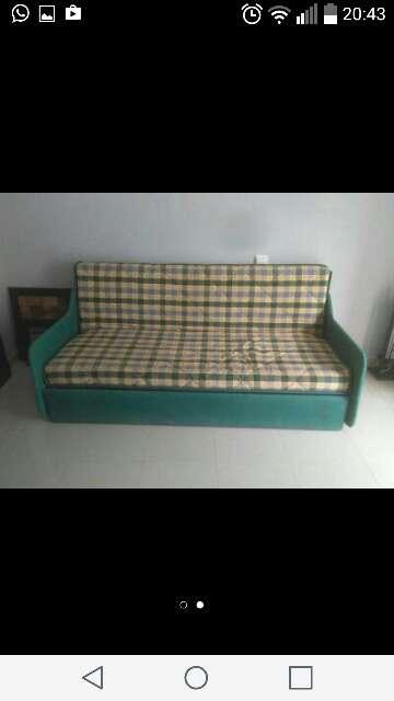 Imagen sofá cama.