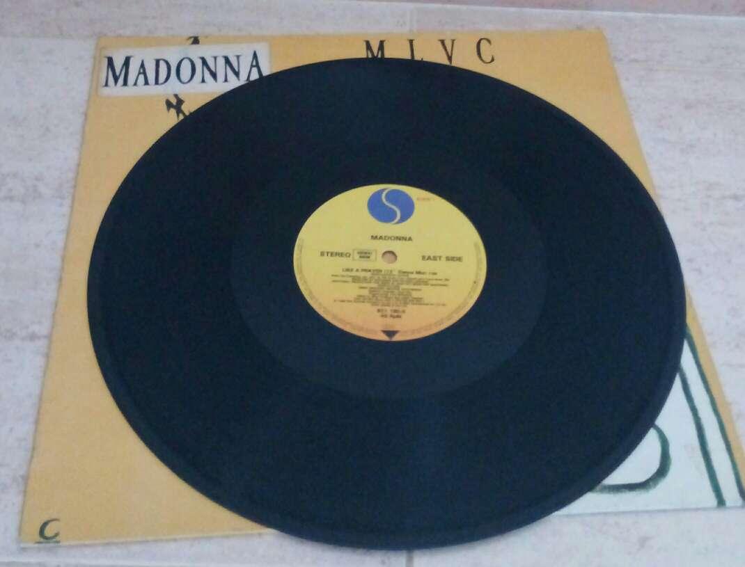 Imagen producto Disco vinilo Madonna 2