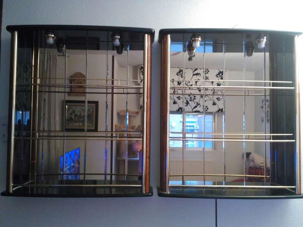 Imagen Conjunto de vitrinas