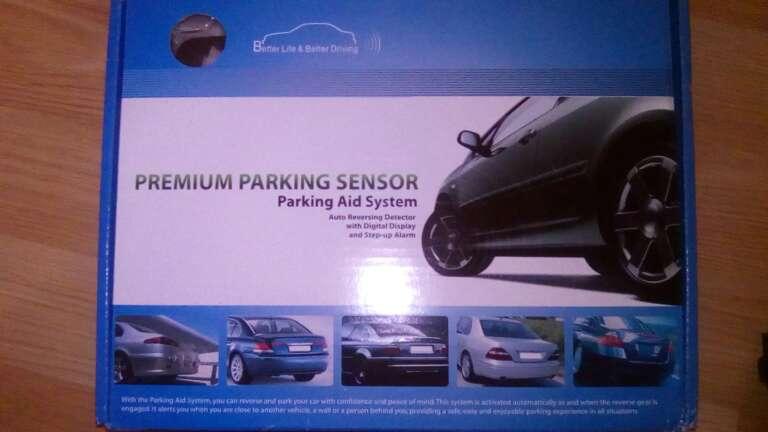 Imagen producto Srnsores de aparcamiento 2