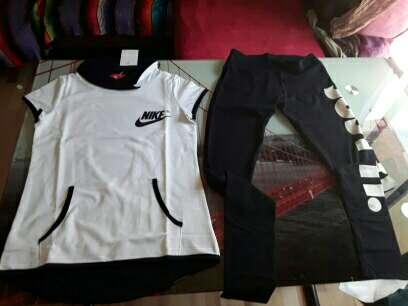 Imagen conjunto Nike Just Do It  Talla S=34  Nuevo
