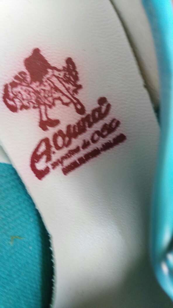 Imagen producto Zapatitos de gitana t/24 3
