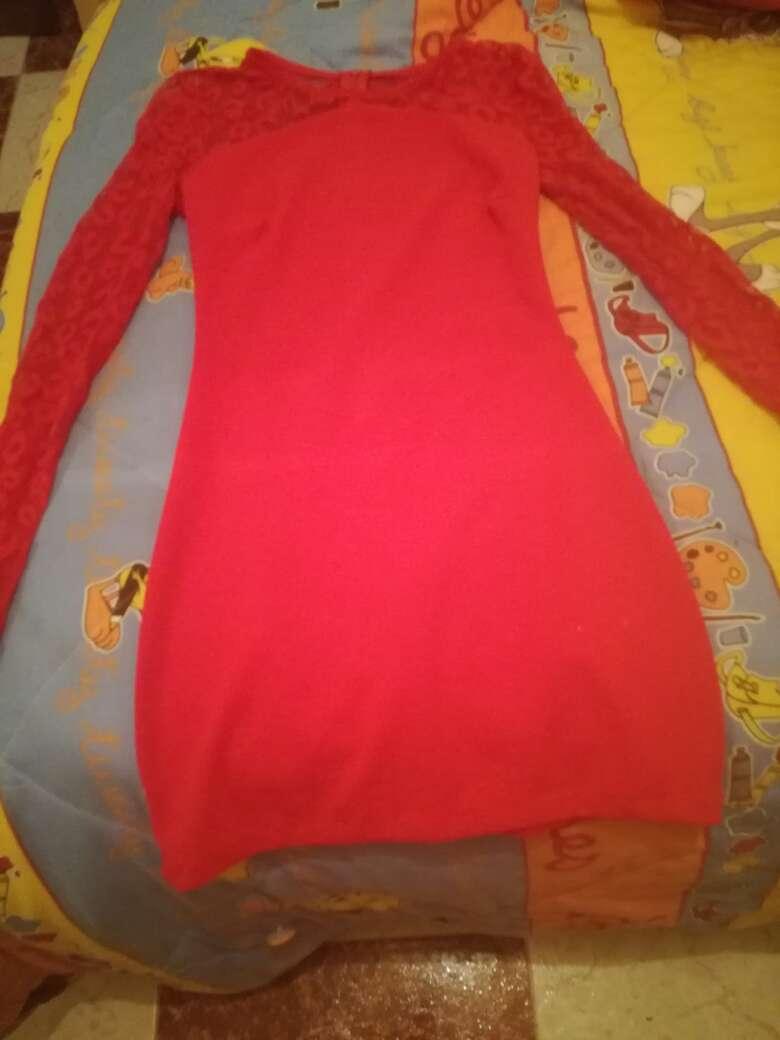 Imagen vendo vestidos