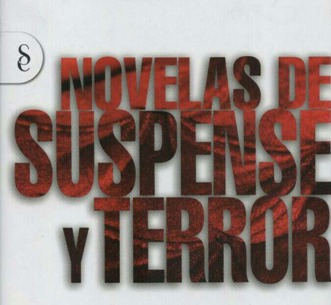 Imagen producto Novelas de suspense y terror 1