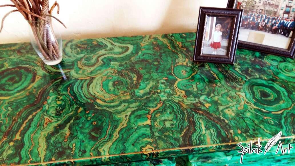 Imagen producto Mueble pintado a mano 3