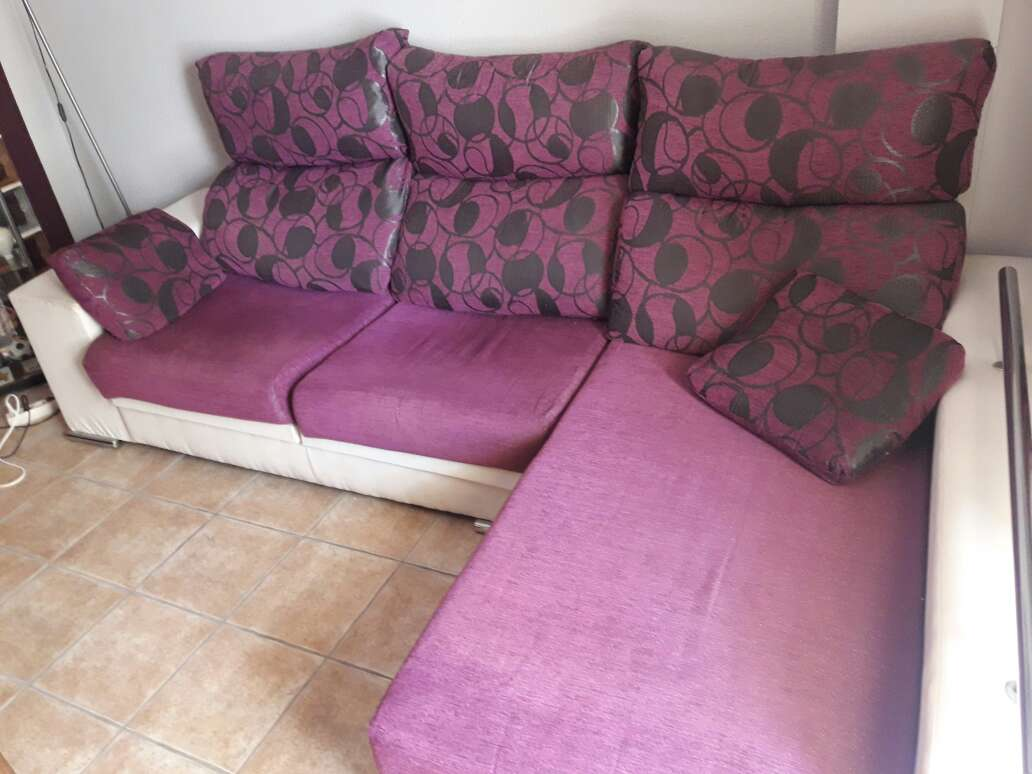 Imagen producto Sofa Chaise Longue 3