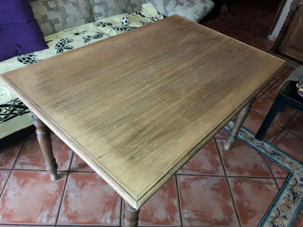 Imagen Mesa madera.