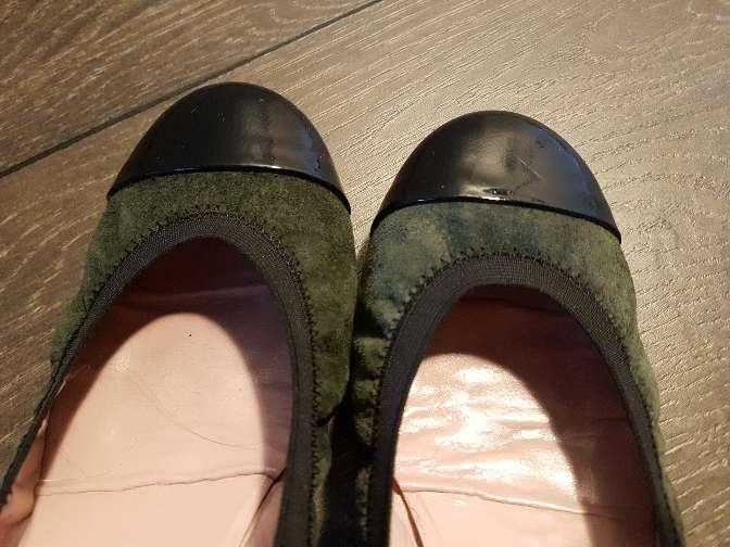 Imagen producto Pretty Ballerinas verde 3