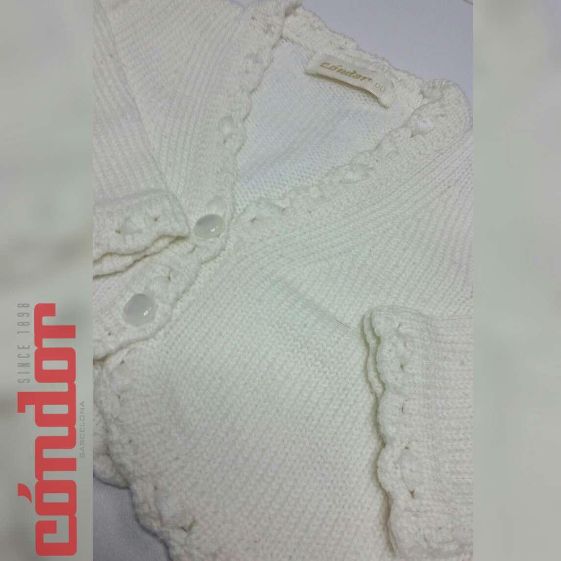 Imagen producto Condor Chaqueta bebé  2