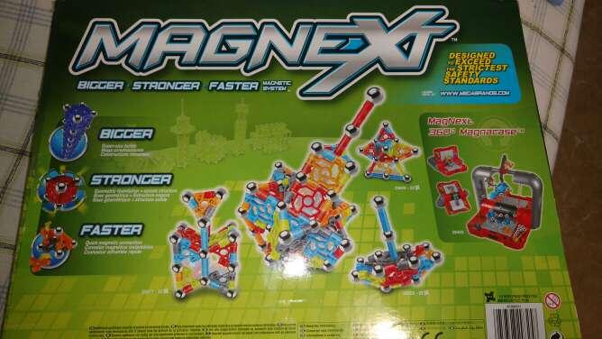 Imagen juguete de construcción Magnext